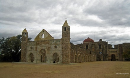 Unfinished Ex-Monastery of Cuilapan, Oaxaca