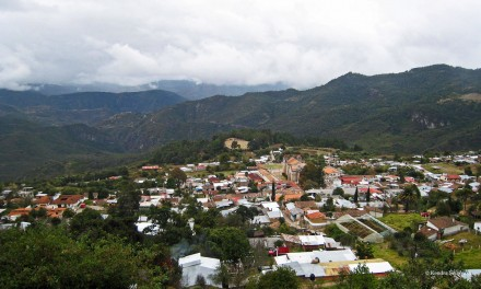 A Limpia in the Sierra Norte