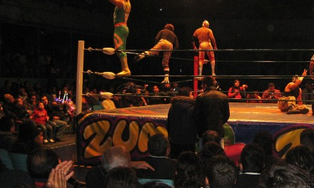 Lovin' the Lucha Libre