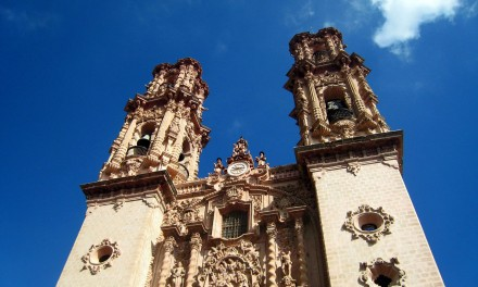 Two Reasons to Visit Taxco