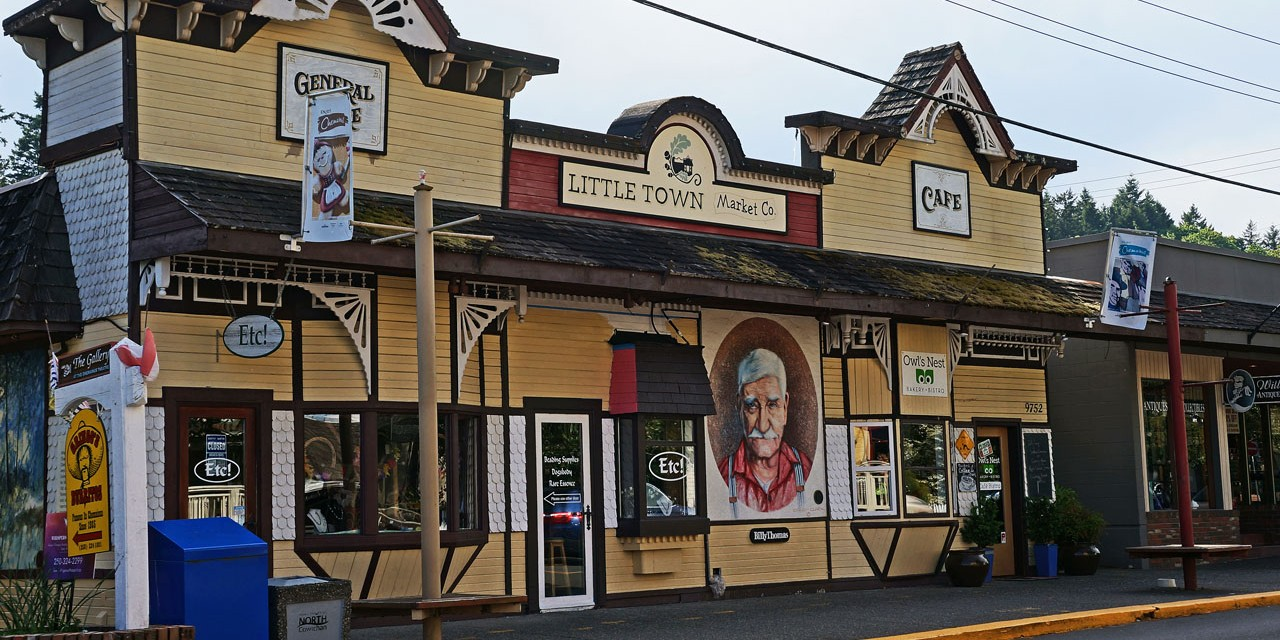 An Afternoon of Art in Chemainus