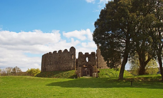 The Cornish Restormel Castle