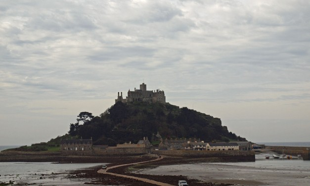 St. Michael's Mount – The English Version