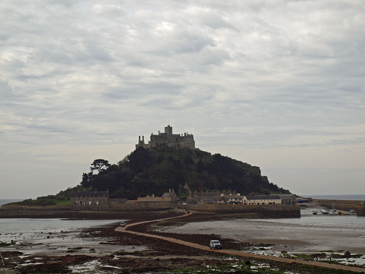 Mount St. Michael, Cornwall