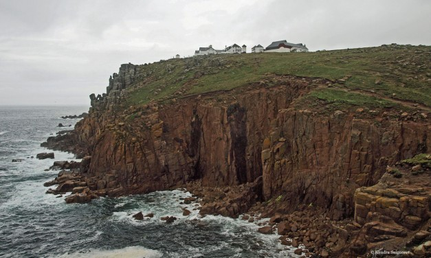 Ten Points for Gloomy Weather at Land's End