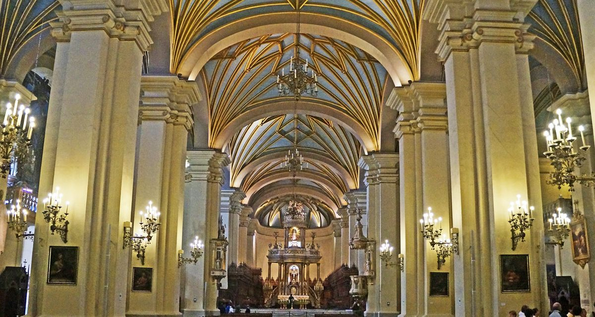 Nine Things to See at Lima's Cathedral