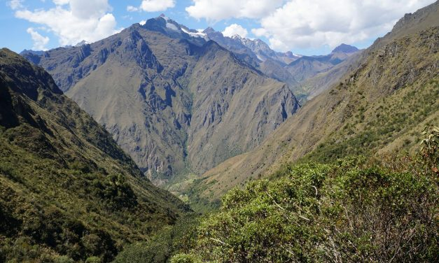 Salkantay + Inca Trail Trek – Day 4