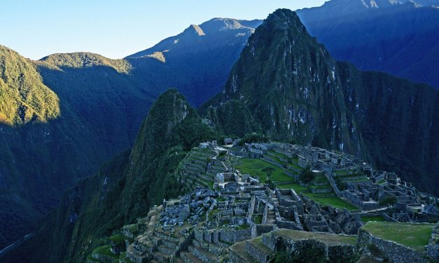 Five Weeks to Explore Peru (some of it, anyway)