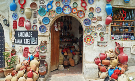 Check out the Pottery in Avanos, Cappadocia