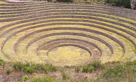 Crop Circles of a Different Kind aka Moray, Peru