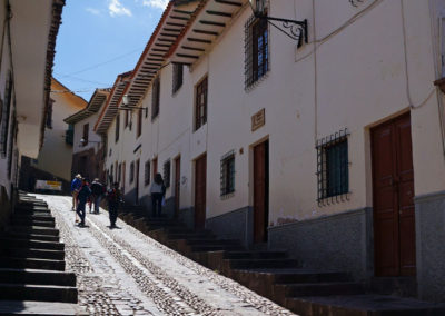 Cusco - Narrow streets (1)