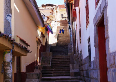 Cusco - Narrow streets (2)