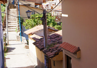 Cusco - Narrow streets (3)