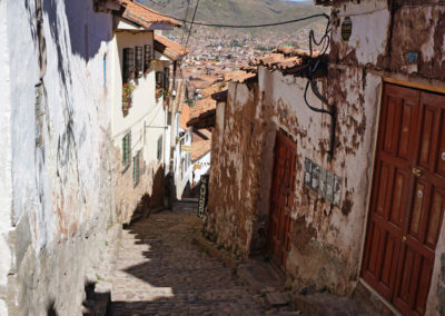 Cusco - Narrow streets (4)