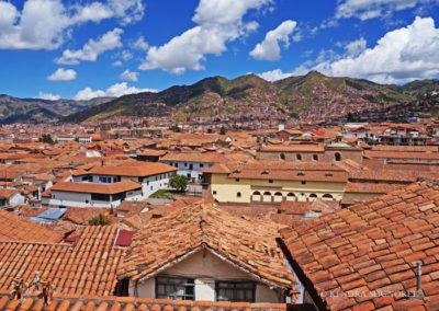 Cusco - red tiled roofs (1)