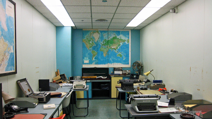 Diefenbunker - office space