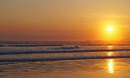 Chasing Sunsets? Check out Long Beach on Vancouver Island!