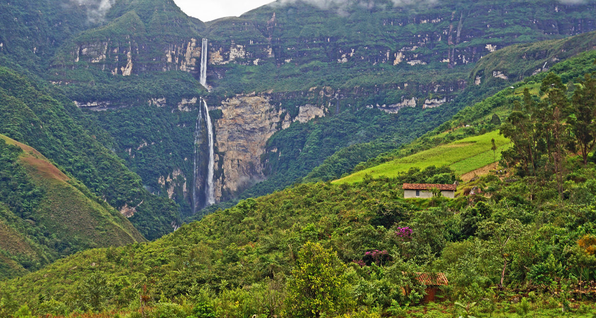A Room With A View: Gocta Andes Lodge and Gocta Falls