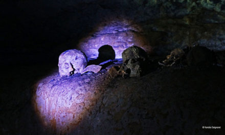 Hanging Out with the Dead: Quiocta Caverns, Peru