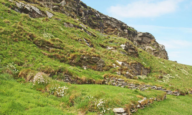 Tintagel: Take A Walk in King Arthur's Shoes