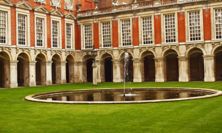 Why You Should Visit Hampton Court Palace