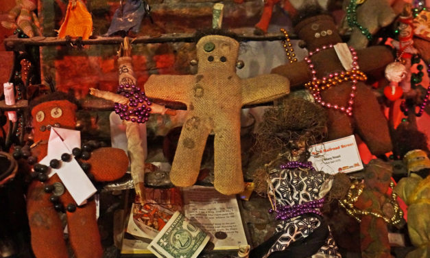 You Do Voodoo In New Orleans: The Historic Voodoo Museum