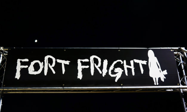 Spooky Times at Fort Fright (Kingston, Canada)