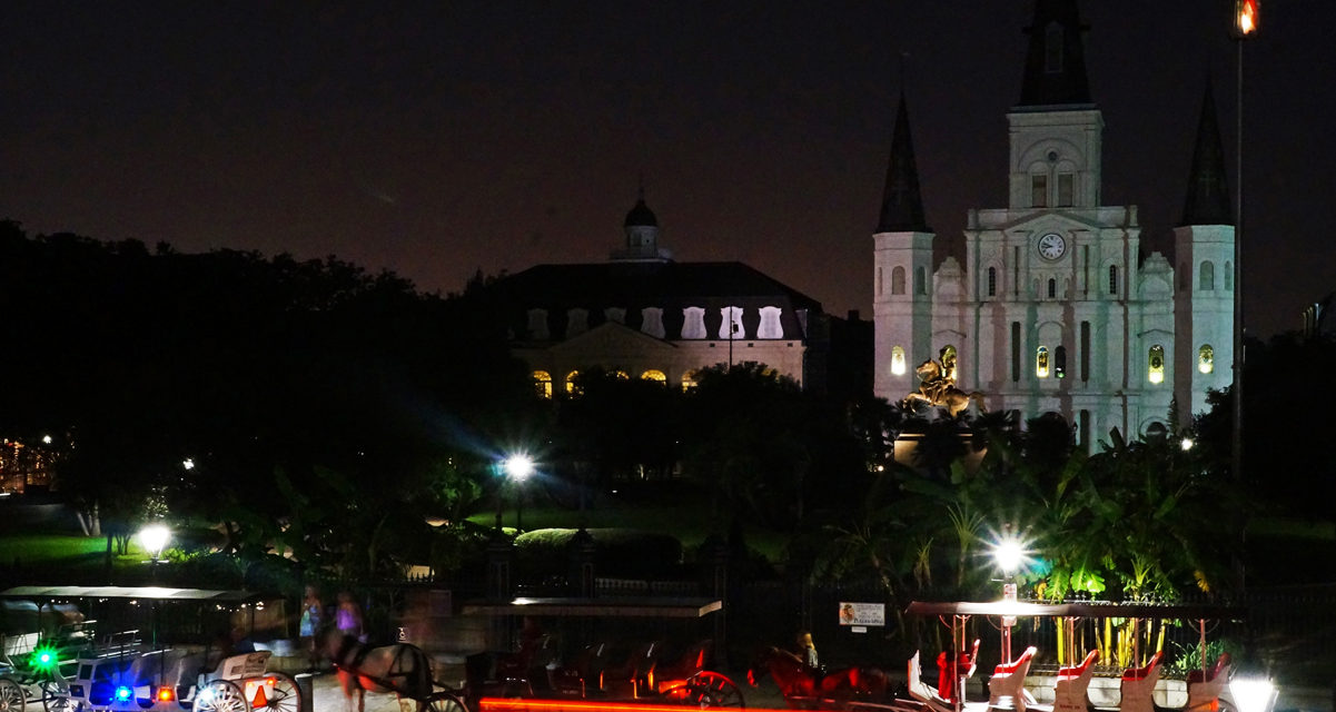 Go Ghost Hunting in New Orleans!