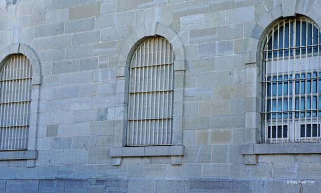 Why You Should Go to Jail (Kingston Penitentiary)