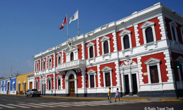 Should you visit Trujillo (Peru)?