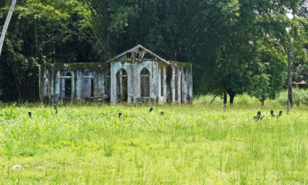 You Should Visit the Church and Cemetery of St. Chad's in Trinidad