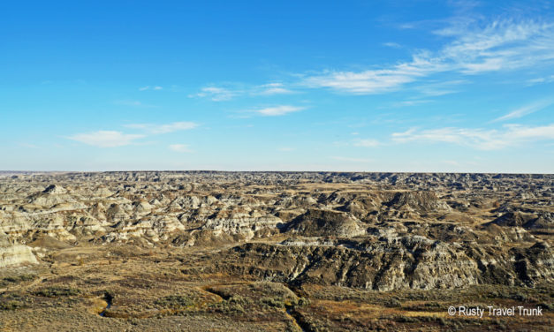 Five Things To See At Dinosaur Provincial Park