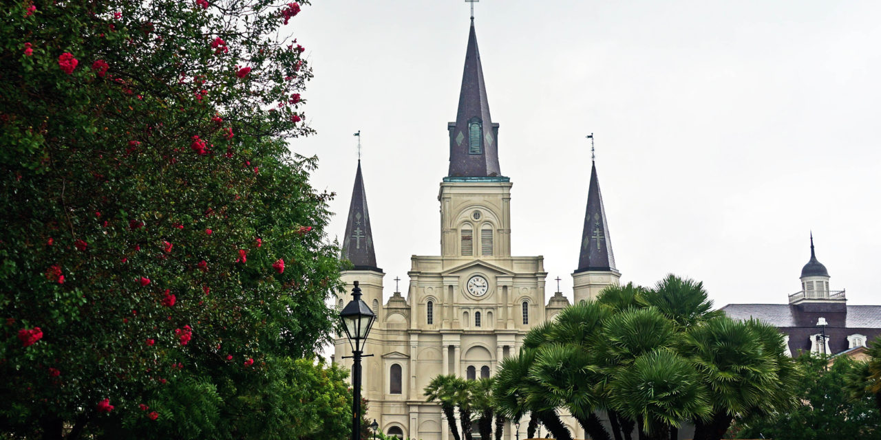 What to Do in Jackson Square, NOLA