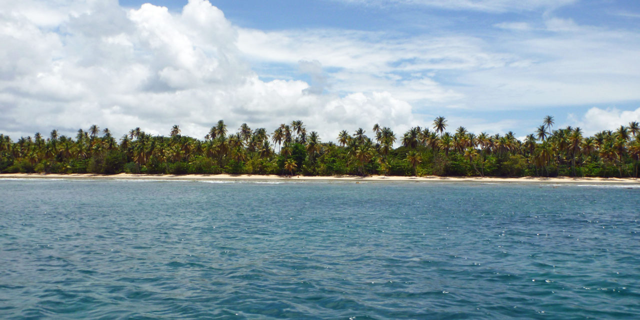 Walk off the Plane and Head to the Beach – Tobago