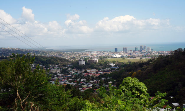 Exploring Port of Spain, Trinidad and Tobago