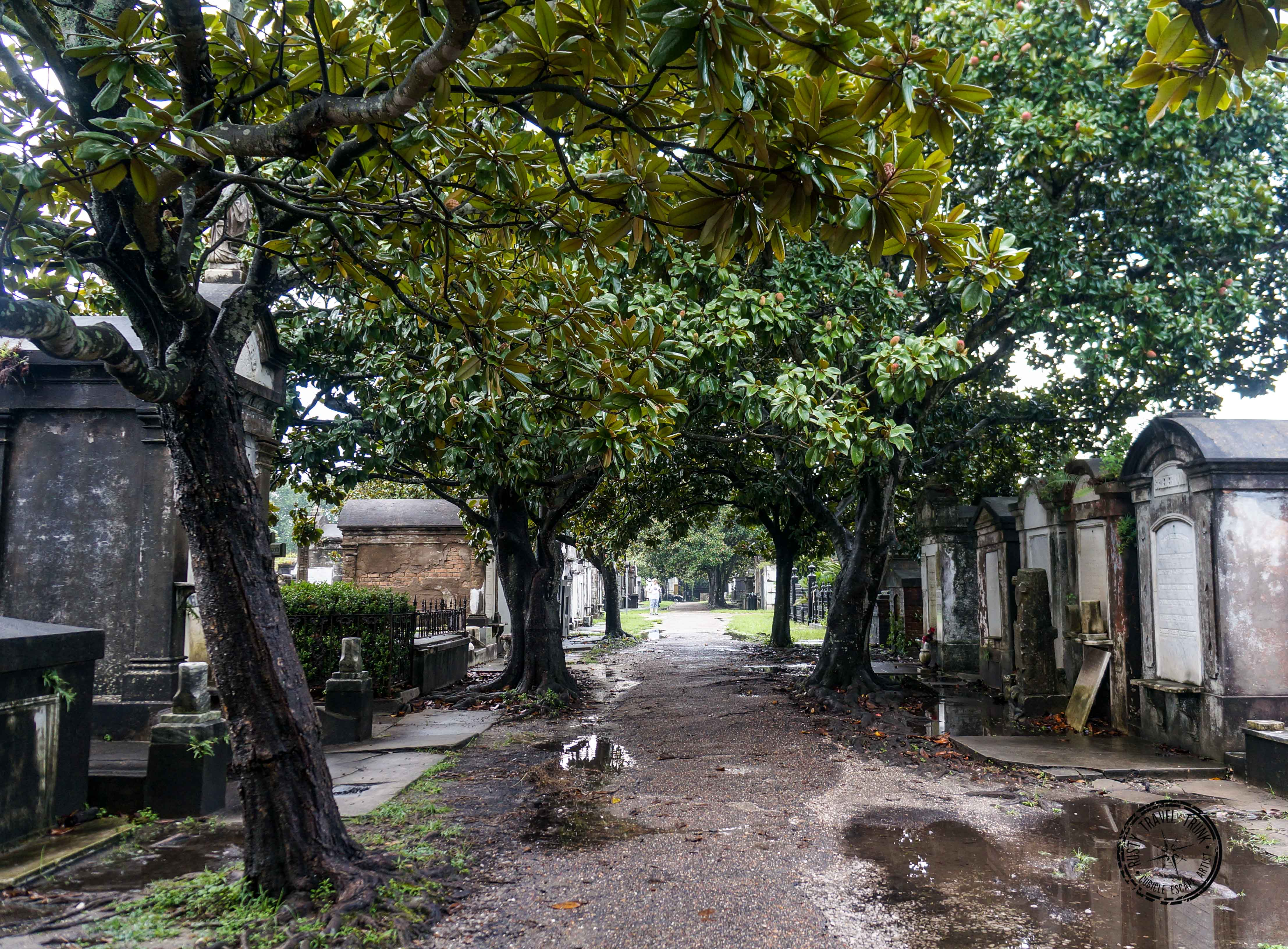 Lafayette Cemetery No.1 - New Orleans (2)