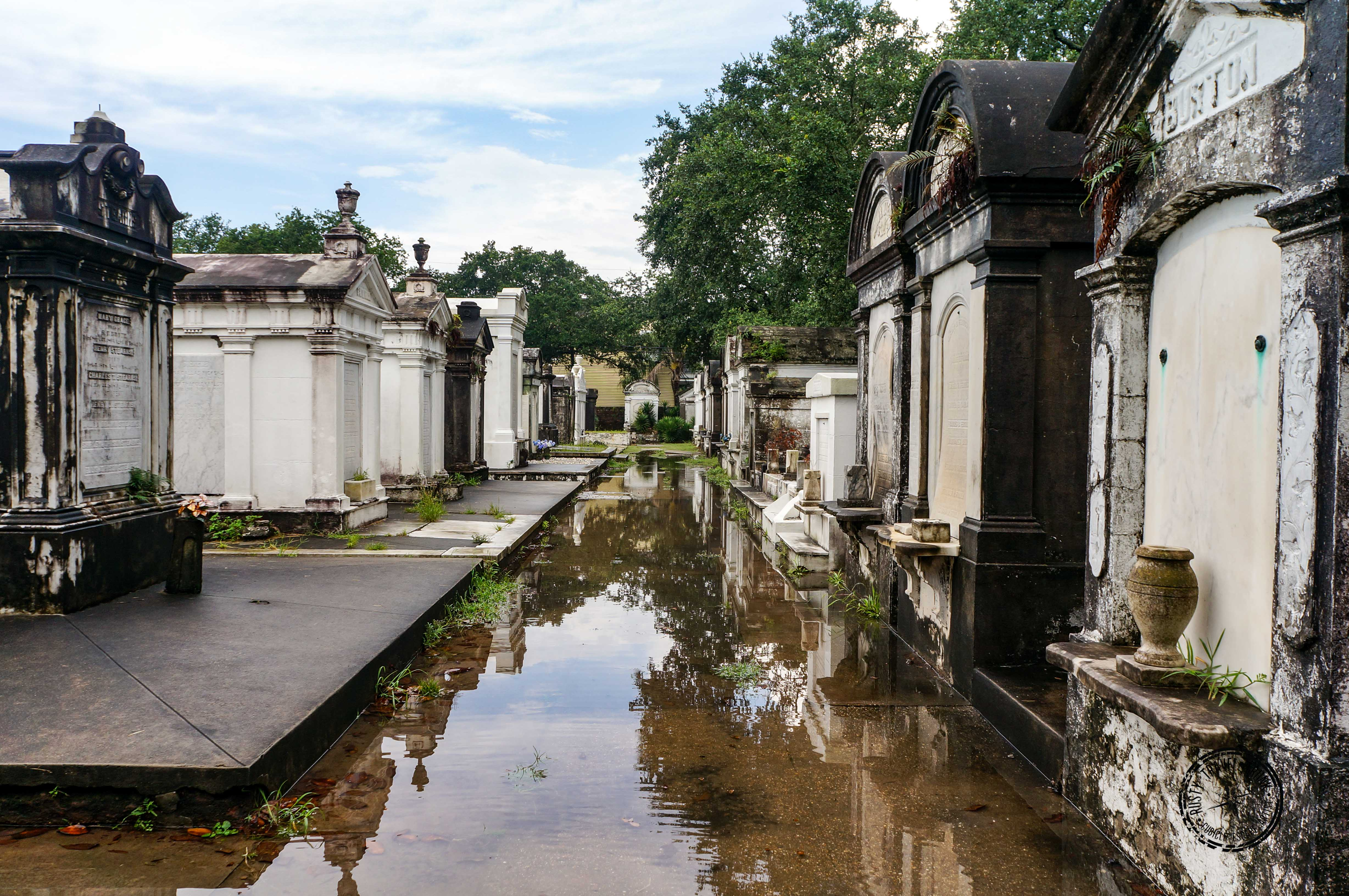 Lafayette Cemetery No.1 - New Orleans (6)