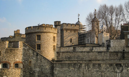 Spend a Historic Afternoon at the Tower of London