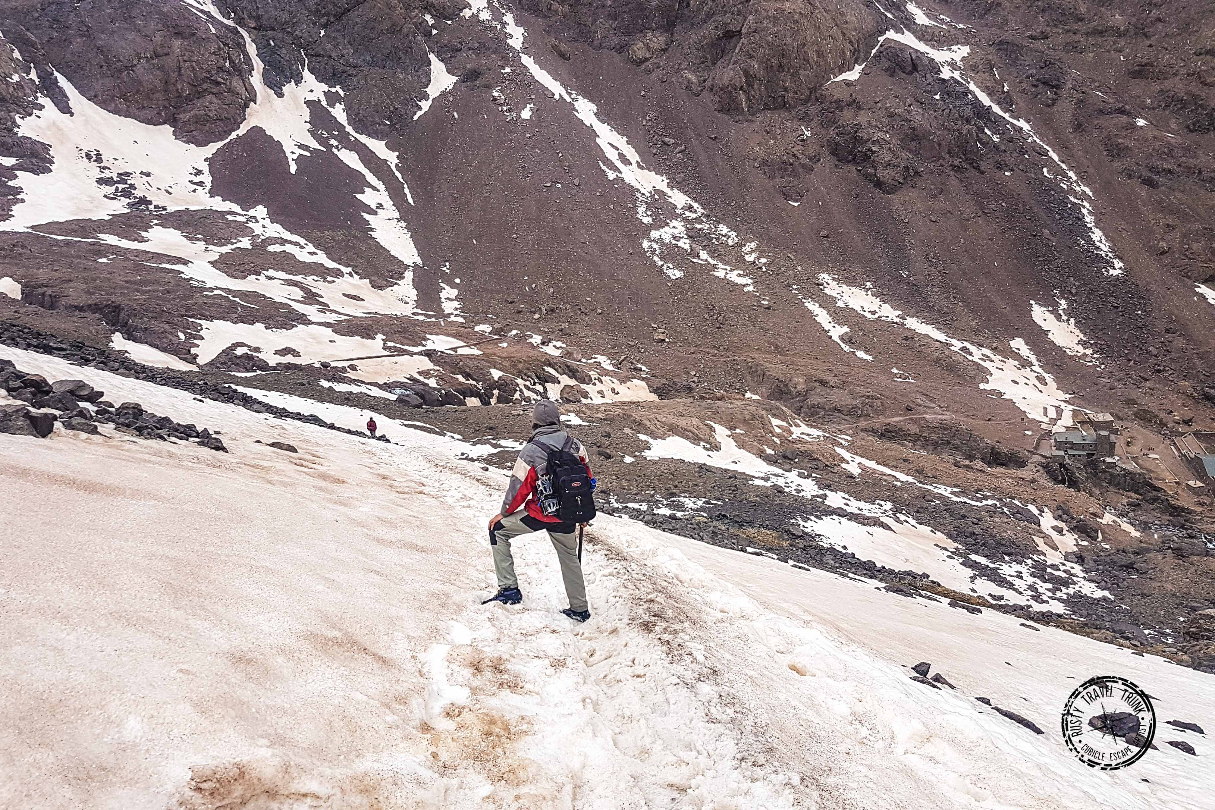 Atlas Mountains - Mount Toubkal
