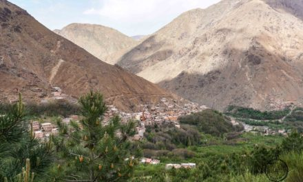 High Atlas Mountains Trek – Day Four
