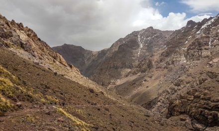 High Atlas Mountains Trek – Day Five