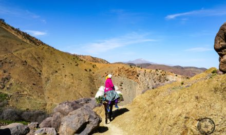 High Atlas Mountains Trek – Day Three