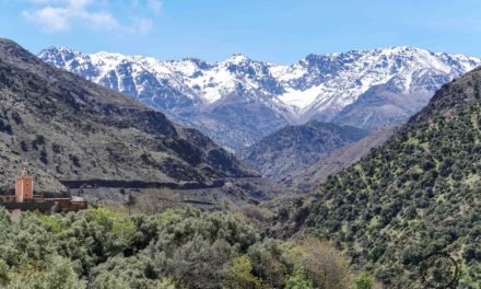 High Atlas Mountains Trek – Day One
