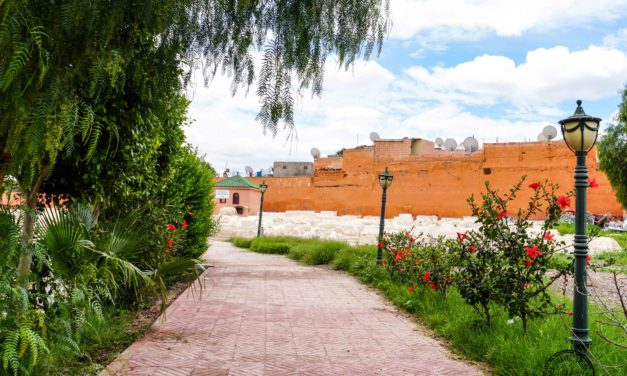 Visiting the Jewish Quarter of Marrakesh