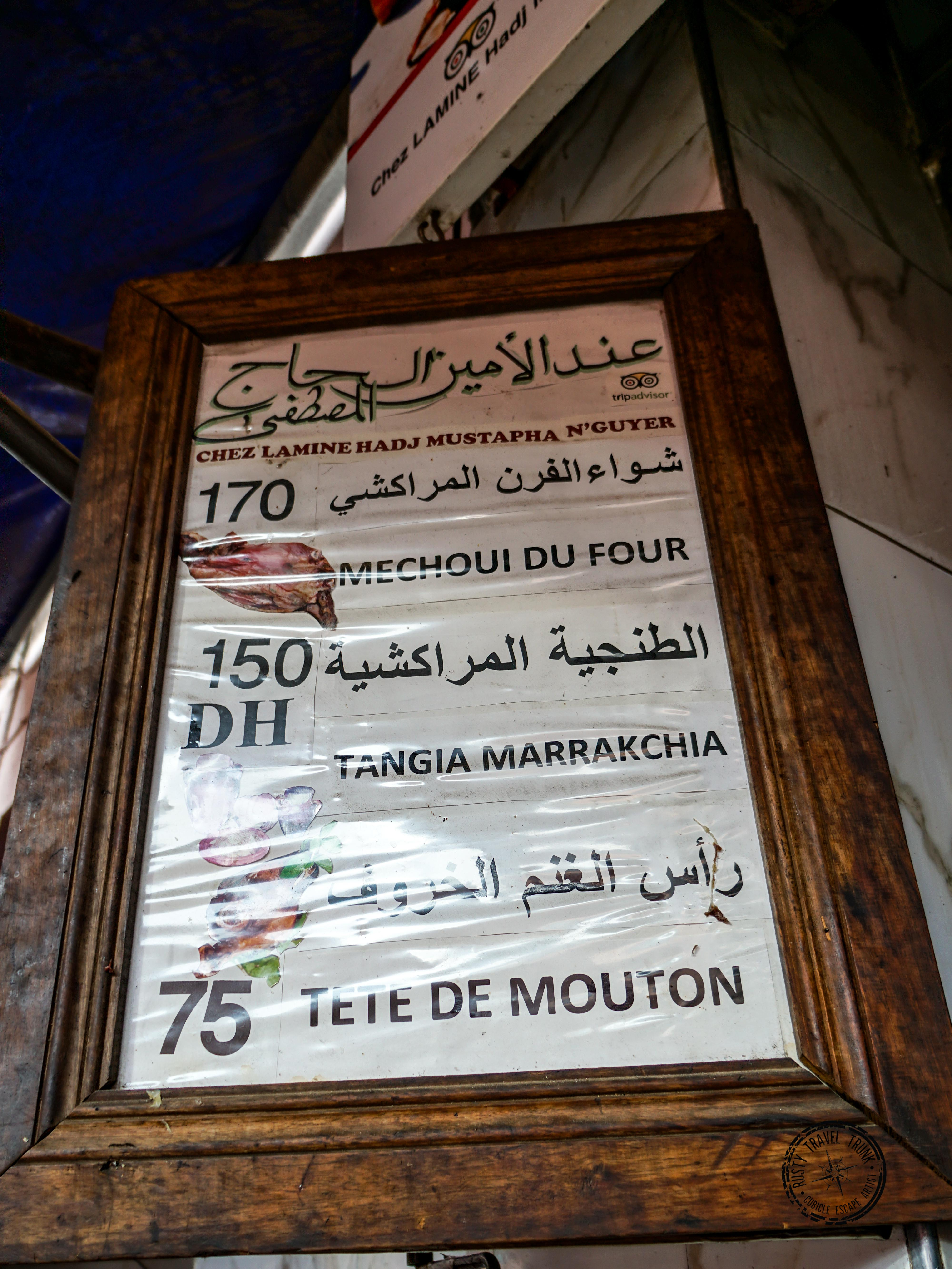 Marrakesh Food Tour