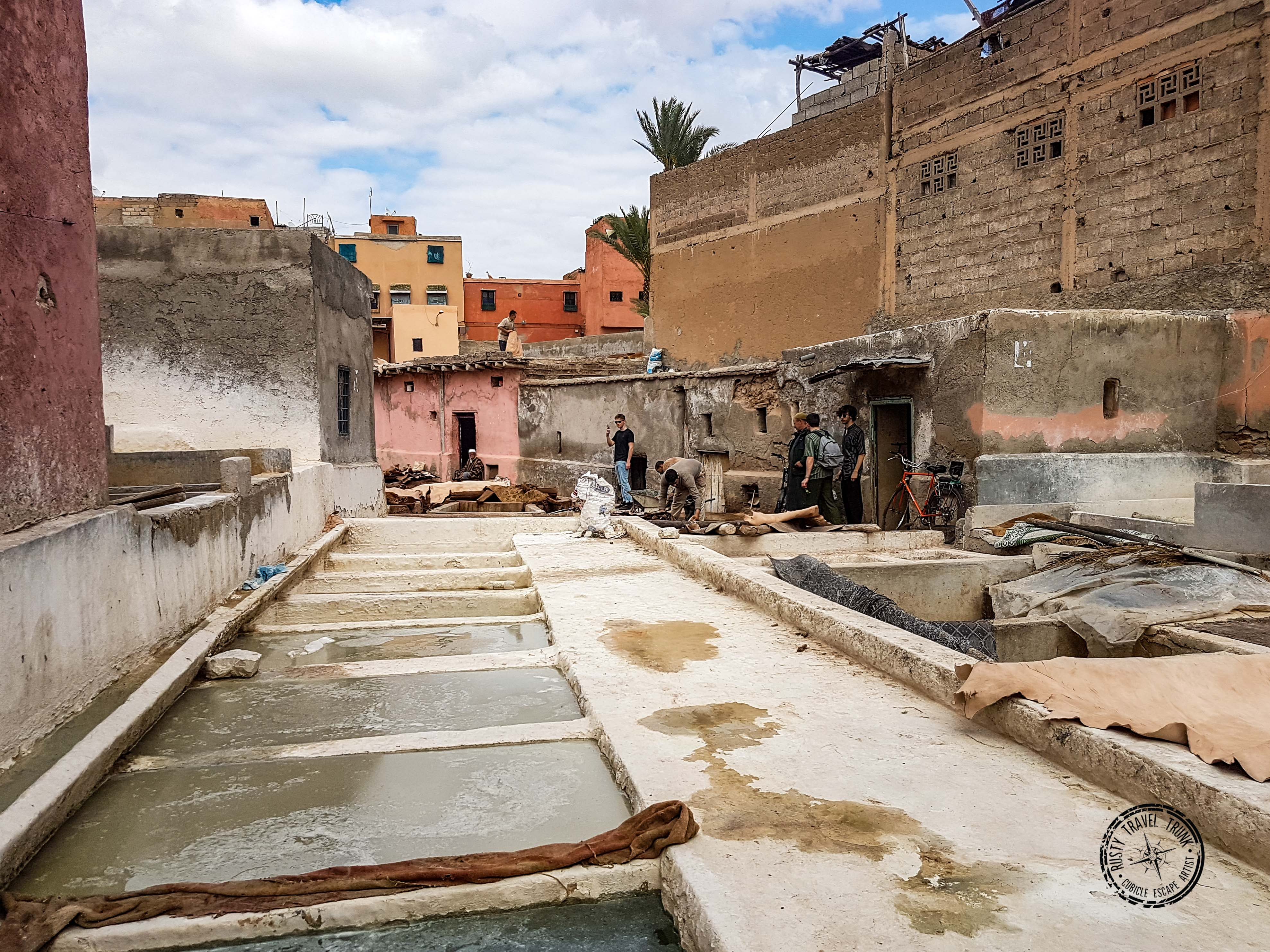 Marrakesh Tannery