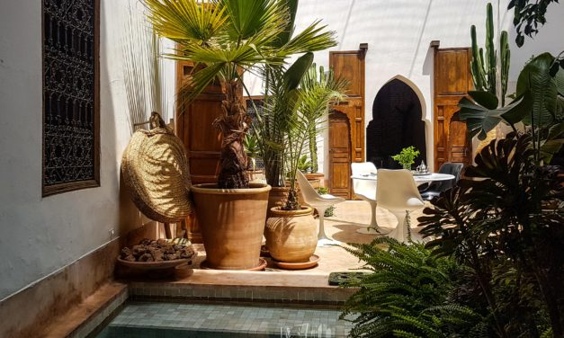 Why You Should Stay in a Riad in Marrakesh + Recommendations