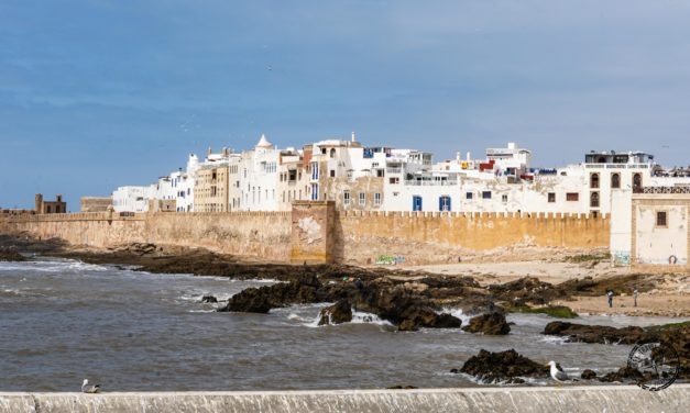 The Skala and Ramparts of Essaouira, Morocco