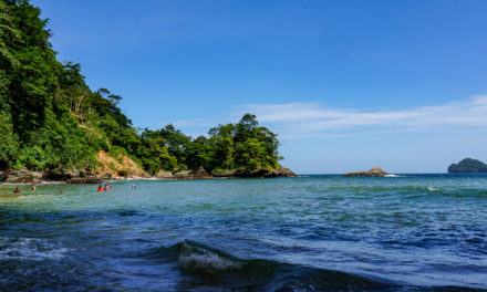 A Hike to Negmawah Beach