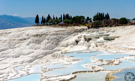 Why You Should Visit pamukkale, TUrkey
